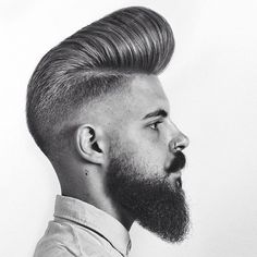 10 Best Pompadour Hairstyle That Every Man Must Try