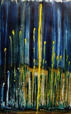 "Saatchi Art Artist Nirali Lunagaria; Painting, ""Series 1 # Abstract Expressions  # 20"" #art"