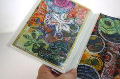 Peony and Parakeet: art journaling