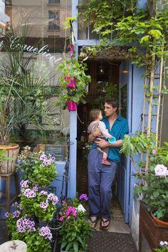 Florist: Bleuet Coquelicot in Paris