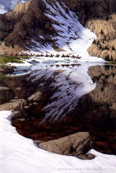 National Wildlife Galleries: The Art of Bev Doolittle