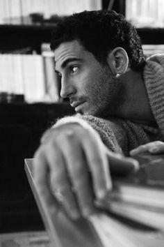 Spanish actor Miguel Ángel Silvestre