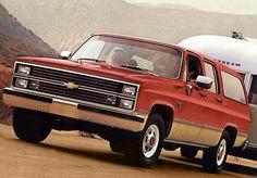 1983 Chevrolet Suburban K1500