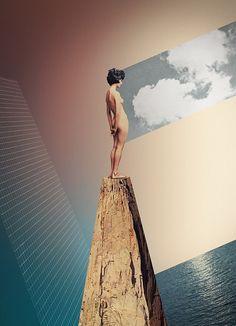 Julien Pacaud #retro #collage #art