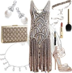 \u0026quot;The Great Gatsby\u0026quot; by Buckley Jewellery on Polyvore featuring some of our new Buckley
