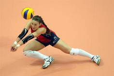 2012 U.S. Olympic Women's Volleyball Team - Nicole Davis