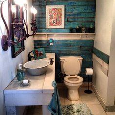 Dcore você | 20 fotos para fazer sua parede de madeira com pallets…                                                                                                                                                                                 Mais