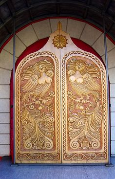 Europapark Russland (The Russian section of the Europark theme park in Germany) by cynx on flickr.com