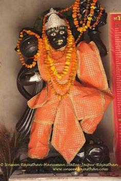 Kale Hanumanji Temple, Jaipur