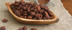 #lowcarb Mocha #Almonds w/ All Day I Dream About Food! shared via https://facebook.com/lowcarbzen