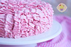 tort falbankowy Cake, Desserts, Food, Tailgate Desserts, Deserts, Kuchen, Essen, Postres, Meals