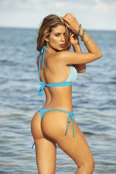 ximena cordoba hot ass bikini g string thong beach Imgur