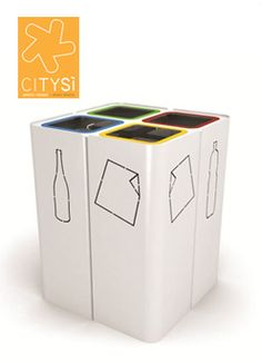Focus on Urban Furniture and the way the way the graphics works on it. Sunroom Furniture, City Furniture, Urban Furniture, Street Furniture, Recycled Furniture, Furniture Design, Ikea Furniture, Concrete Furniture, Furniture Removal