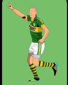 The big man from Kerry retires. Some player . Big Men, Football Team, Retirement, Irish, Sports, Fictional Characters, Instagram, Ireland, Hs Sports