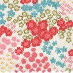 Matsuri Spring Celebration Lawn fabric @ Connecting Threads