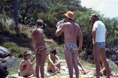 Hung Up On Retro: Australian Life 1970's