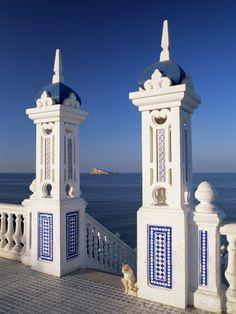 Balcon del Mediterraneo in Benidorm