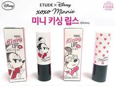 Etude House X Disney XoXo Minnie Collection Coming Soon