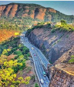 Location: Mumbai Pune Expressway  Today's top pick of @trellingpune . . Happiness is travelling through such roads! . . Picture courtesy :- @junaedkhalil . Use #trellingpune to get featured!  Be a part of coolest community at instagram.com/trellingpune  Tryout Trell App to discover new things in the city and connect with a global community of explorers, travelers, photographers and foodies!  Download it from trellapp.com