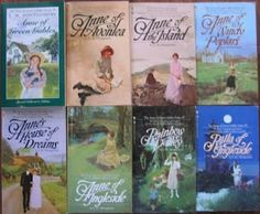 "LM Montgomery's ""Anne"" series."
