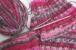 Loom knitting is quick to learn. If you like a flat panel needle knit pattern, you can convert it to the loom. Knit in the round patterns do not need to be converted.