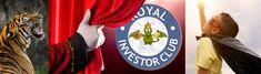 Royal Investor Club - Your invitation awaits