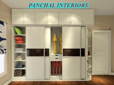 Panchal Interiors has a expertise engineers for wardrobes who will help u in fulfilling your desires. Panchal interiors provides services on wardrobes,furniture designs, kitchen interior,bedroom interiors,office interiors. Wardrobe designs in Bangalore is uplifted by most of our clients.  for more information contact: http://www.panchalinteriors.in/wardrobe-interior-designers-decorators-bangalore/  Mail-Us: info@indglobal.in  Call-Us: +919036999533