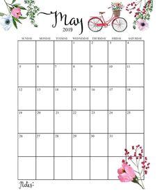 cute may 2019 calendar fayyah in pinterest plannersmay 2019 blank template