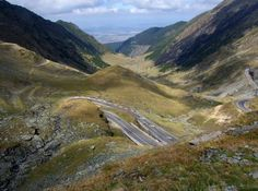 eBook Travel Guides and PDF Chapters from Lonely Planet: Ultimate Road Trip! Romania's Transfăgărășan