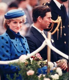 30 April 1986: day one - touchdown at Victoria International Airport at 2pm.  Diana and Charles attend a Welcoming Ceremony on the front lawn of the British Columbia Legislature Building