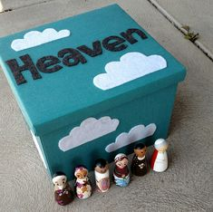 Heaven Box - Saint Peg Doll Storage