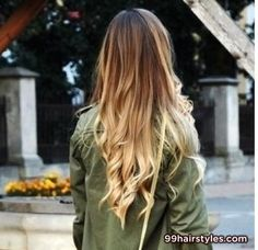 awesome long ombre hairstyle - 99 Hairstyles Ideas