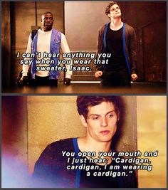 Teen Wolf humor