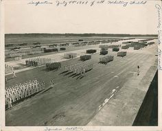 If only NAS Whiting Field actually had that many Sailors! Obviously this is North Field and it still looks the same!