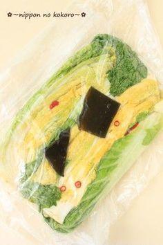 漬物桶不要!少量から昔ながらの白菜づけ by 朝まと [クックパッド] 簡単おいしいみんなのレシピが251万品