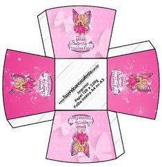 Barbie ve Kelebek Temalı Ücretsiz Parti Seti - Neşeli Süs Evim - Ücretsiz Doğum Günü Süsleri Barbie Party, Kit, Butterfly, Ticket Invitation, Butterflies