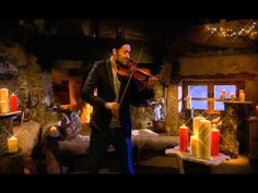 David Garrett - O Holy Night & Jingle Bells 2014 - YouTube