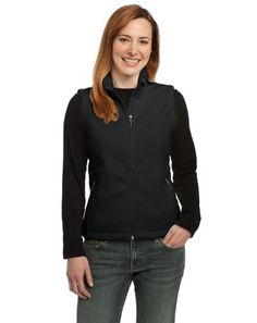Port Authority Ladies Value Fleece Vest Black 4XL *** See this great product.(This is an Amazon affiliate link and I receive a commission for the sales)
