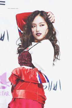 CLC   Yeeun 예은
