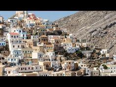 Το ορεινό χωριό της Καρπάθου όπου «το πάνω χέρι έχουν οι γυναίκες Paris Skyline, City Photo, Greece, Travel, Beautiful, Videos, Greece Country, Viajes, Destinations