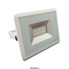 V-TAC Projecteur slim led light light white color 5943 Landscape Lighting Kits, Pathway Lighting, Light Well, Light Up, Solar Power Batteries, Pond Lights, Deco Led, Budget