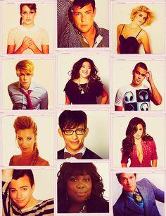 Glee! I'll admit I'm a huge gleek!