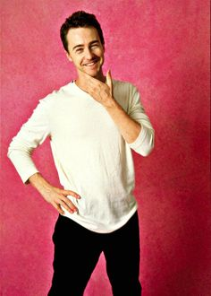 Edward Norton...so hot <3