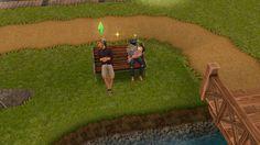 Con la bimba su the Sims FreePlay ❣✨