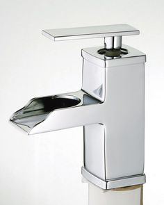 Schon SCL425 Single Handle Waterfall Lavatory Faucet