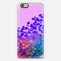 """""""Creation in Color - Mixed Berry"""" by Artist Julia Di Sano, Ebi Emporium on @casetify  Fine Art Abstract Acrylic Painting Elegant Teal Blue Magenta Hot Pink Purple Pastel Lavender Ombre Ocean Waves Feathers Feminine Girly Design Colorful iPhone Samsung Tech Device Case #art #fineart #jeweltone #jewel #purple #teal #splash #waves #feathers #ocean #ombre #painting #techdevice #tech #iPhonecase #iPhone4 #iPhone5 #iPhone6 #chic #cellphone #cover #case Get $10 off using code: 5K7VFT"""