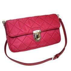 online shopping for Prada Tessuto Impuntu Pattina Quilted Nylon Shoulder Bag Pink from top store. See new offer for Prada Tessuto Impuntu Pattina Quilted Nylon Shoulder Bag Pink Trendy Handbags, Pink Handbags, Prada Handbags, Fashion Handbags, Women's Crossbody Purse, Leather Crossbody, Leather Bag, Small Shoulder Bag, Chain Shoulder Bag