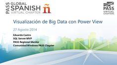 Visualizacion de Big Data con PowerView