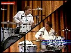 Great Drum battle, both are fantastic drummers and so fast & technical! All comments welcome From DrummerWorld (really good website for learning a thing or t...