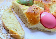 Nesrin's Küche: Hefezopf / Paskalya Çöreği